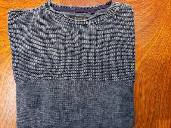 Sweter Tipo Gastado Importado Sin Uso. Talle Xxl
