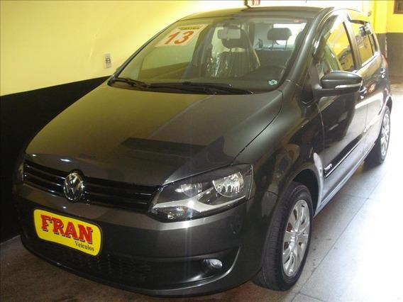 Volkswagen Fox I-trend Motor 1.6 2013 Cinza