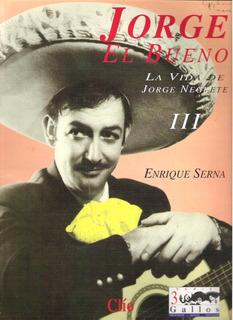 Jorge Negrete En Clio, Libro De Colección