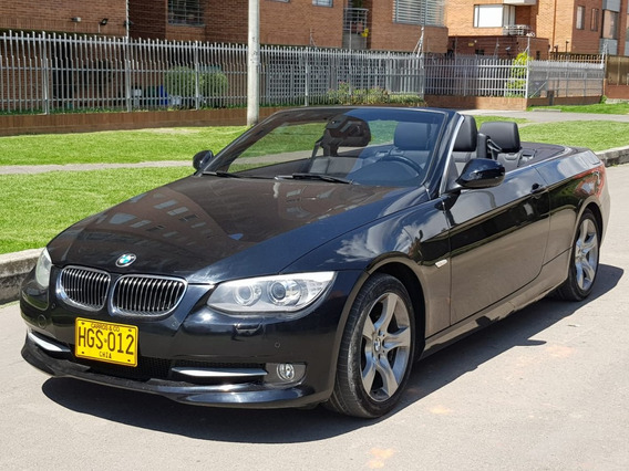 Bmw Serie 3 325 I Cabriolet Techo Duro (convertible)