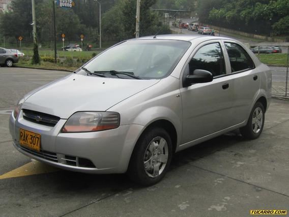 Chevrolet Aveo Mt 1600 Aa Ab
