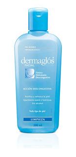 Dermaglos Tónico Hidratante Descongestivo 200ml