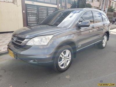 Honda Cr-v Lx Aut 2400 Aa