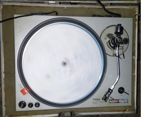 Toca Discos Techinics Sl 1800