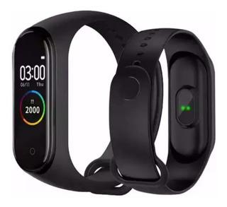Pulseira Inteligente Relógio Smartband M4 Monitor Cardíaco