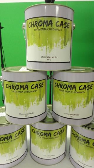 Galão Tinta Verde Chromakey 3,6l