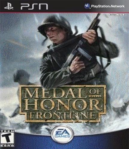 Medalla De Honor Frontline Ps3 Medal Of Honor Frontline Ps3