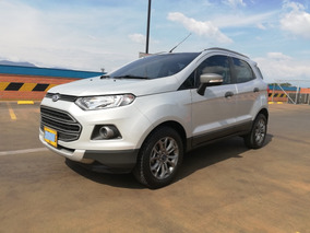 Ford Ecosport Freestyle 4x2 Mt 2013 36000km