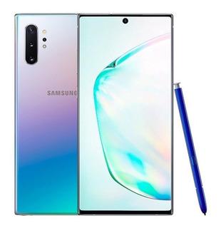 Samsung Galaxy Note 10+ 256gb 12gb Ram Aura Glow