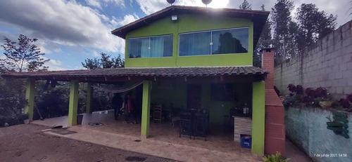 Imagem 1 de 11 de Juquitiba/baixou P/vender/ Casa/galpão/ac Permuta/ref:05222