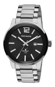 Relógio Masculino Technos Classic Golf 2115tu/1c