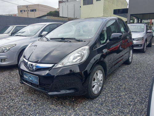 Honda Fit 2013 1.4 Lx Flex Aut. 5p