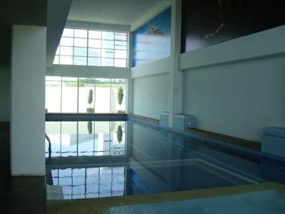 Departamento En Renta A Un Costado Del Hospital Angeles, Frente Al Ccu, Zona De Angelopolis