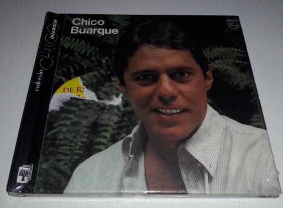 Cd Chico Buarque 1978 Editora Abril E Livro Lacrado