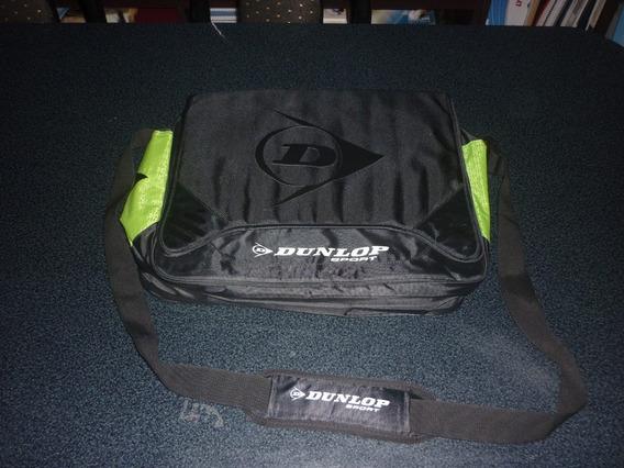 Espectacular!! Morral Orig. Dunlop Sport - Black