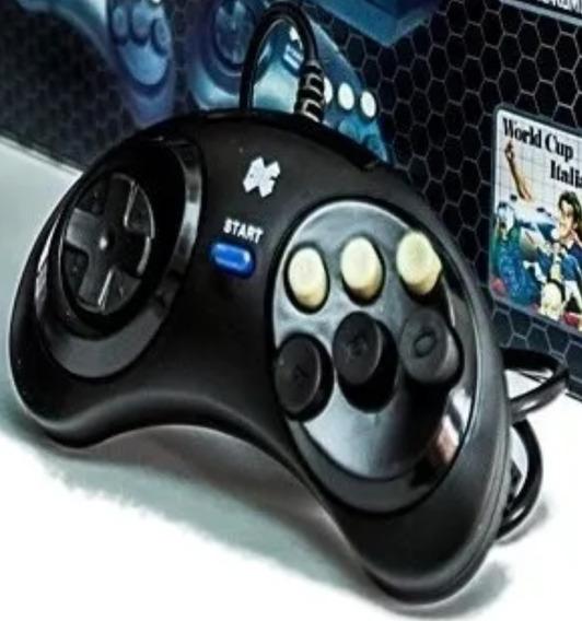 Controle 6 Botões Mega Game Similar Mega Drive