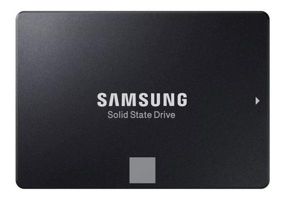 Disco sólido interno Samsung 860 EVO MZ-76E2T0 2TB