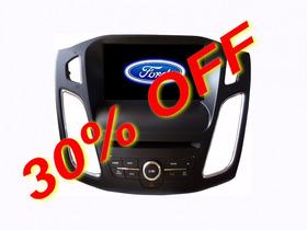 Kit Central Multimidia Tv Ford Focus 16 17 Sync Espelhamento
