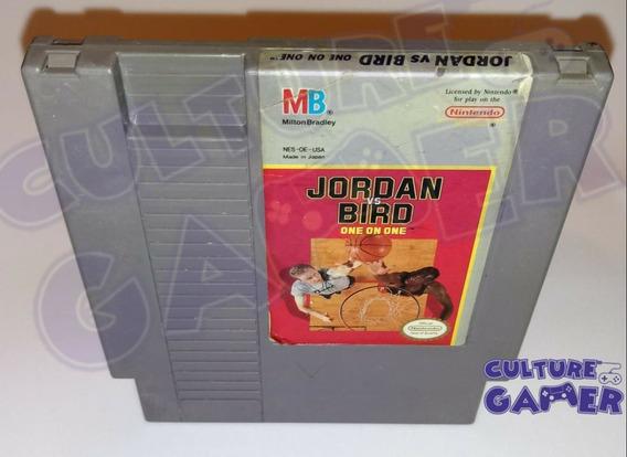 Jordan Vs Bird One On One Para Tu Nes En Culture Gamer