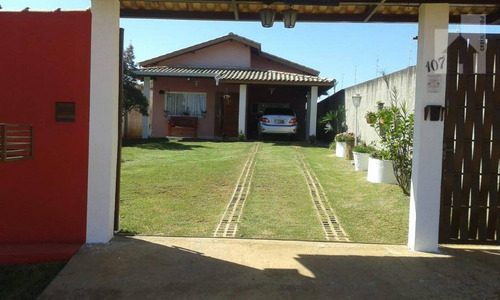 Casa Com 2 Dormitórios À Venda, 128 M² - Caioçara - Jarinu/sp - Ca1089