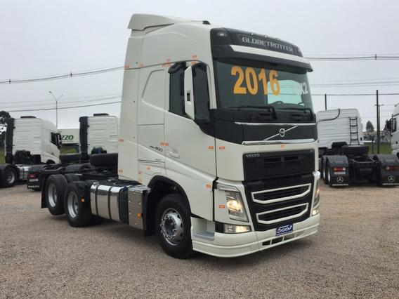 Volvo Fh 460 6x2 Ano 2016