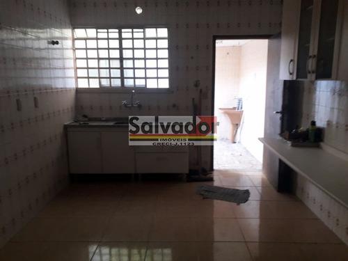 Casa Térrea No Jardim Da Saúde  -  São Paulo - 7726