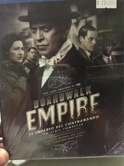 Boardwalk Empire Serie Completa Blu-ray