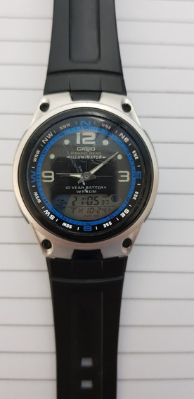 Relogio Casio Fishing Gear