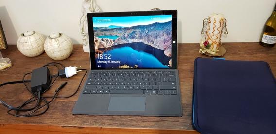 Surface Pro 3 + Teclado Novo + Caneta + Cartão Sd 64gb