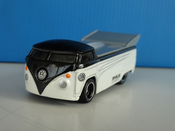 Drag Truck Branca E Preta Garage - Hot Wheels - 1:64 Loose