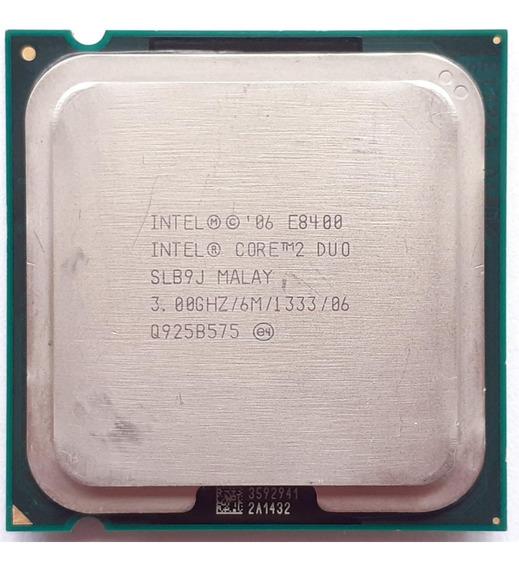 Processador Core 2 Duo E8400 3.00ghz Socket Lga775