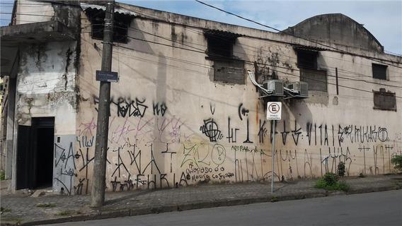 Galpão Em Macuco, Santos/sp De 395m² À Venda Por R$ 900.000,00 - Ga327262