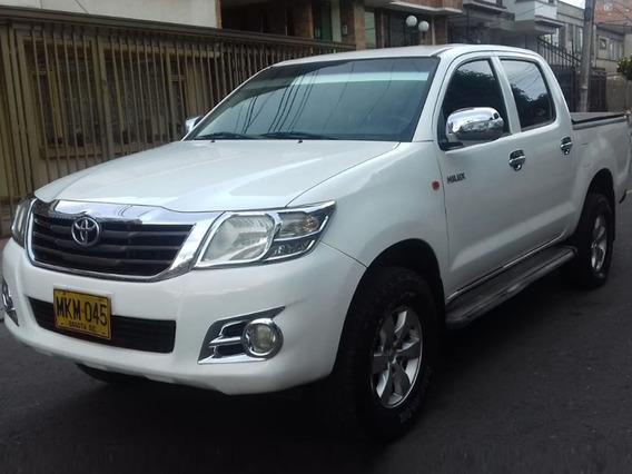 Toyota Hilux 2.5 Mt T.diesel 4x2