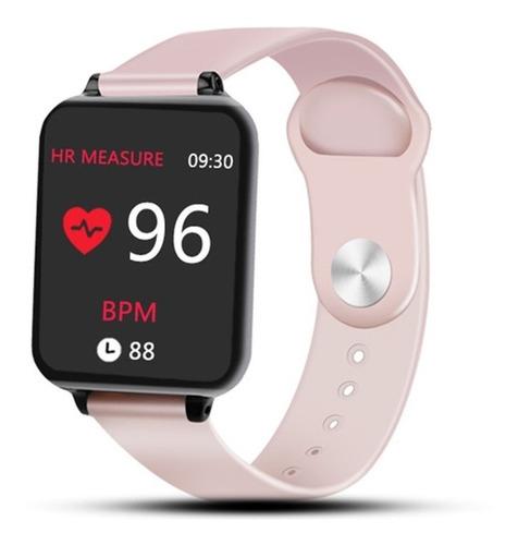Relógio Smartwatch B57 Heroband Inteligente Oferta Especial