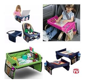 Mesinha De Atividades Infantil Casa E Carro Com Organizador
