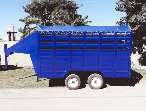 Onccor Trailer  Carro Carrito Batan Caballo Hacienda Rural