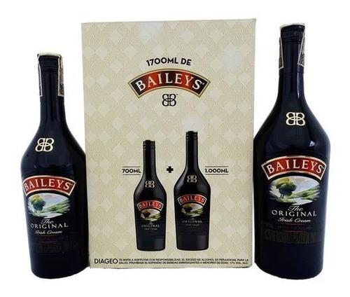 Baileys Crema Irlandesa 1 Lt + 700 Ml