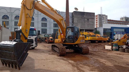 Escavadeira Liugong 225c,2010,21,5 T.  Otima C/l *repasse*
