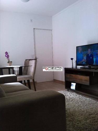 Imagem 1 de 13 de Apartamento Residencial À Venda, Parque São Jorge, Campinas - Ap0226. - Ap0226