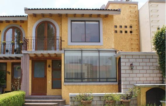 Casa En Condominio Real De San Ángel