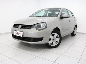 Volkswagen Polo Sedan 1.6 Vht Total Flex 4p 2012
