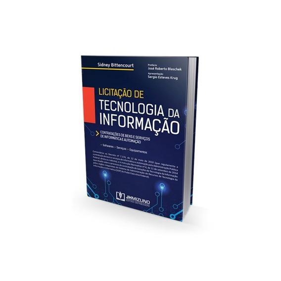 Licitação De Tecnologia Da Informação - Ti