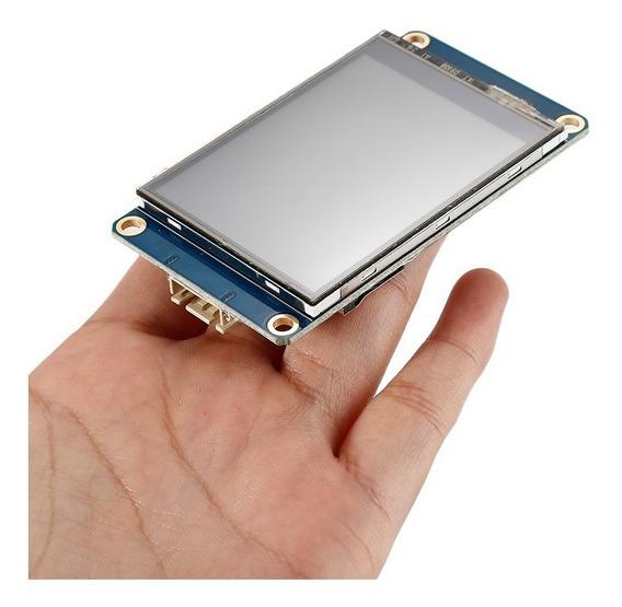 Display Lcd Nextion 2.4 Tft Hmi 320x240 Touch Mmdvm Hotspot