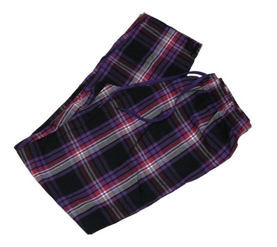 Pantalón Mujer De Tela C/bolsillos Y Cordón Cavalry ¡oferta!