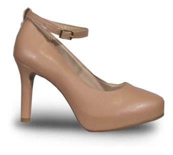 Beira Rio 418020 Zapato Plataforma Pulsera Mujer