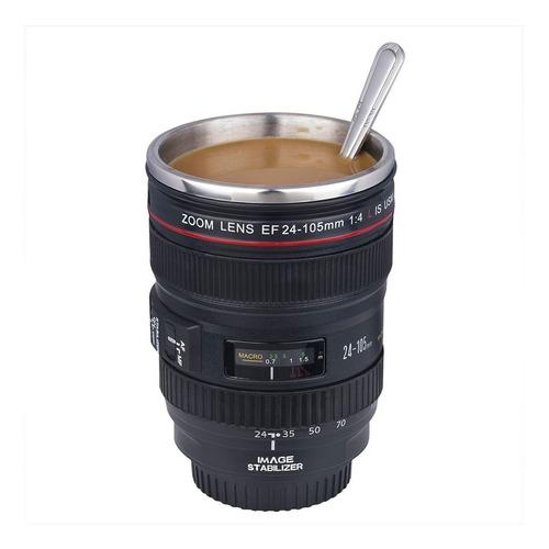 Imagen 1 de 5 de Taza Tazon Mug Lente Cámara Fotográfica / Lhua Store