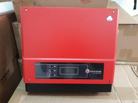 Inversor Solar De 3 Kw Goodwe 3000-ns Con Wif Cfe
