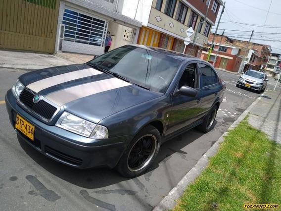 Skoda Octavia 1800 Turbo