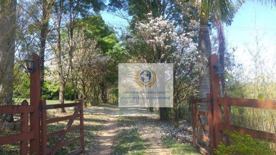 Maravilhoso Sítio Colinas Do Atibaia - Si0008