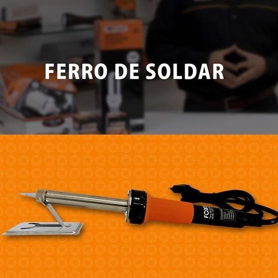 Ferro De Soldar 30 W 127 V Foxlux